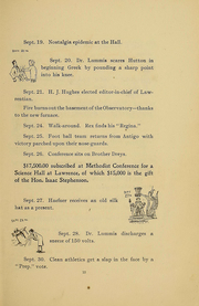 Page 16, 1899 Edition, Lawrence University - Ariel Yearbook (Appleton, WI) online yearbook collection