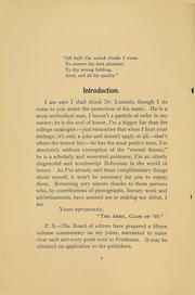 Page 5, 1899 Edition, Lawrence University - Ariel Yearbook (Appleton, WI) online yearbook collection