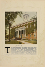 Page 15, 1915 Edition, Lawrence University - Ariel Yearbook (Appleton, WI) online yearbook collection