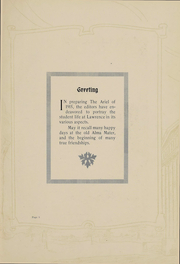 Page 5, 1915 Edition, Lawrence University - Ariel Yearbook (Appleton, WI) online yearbook collection