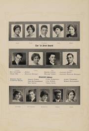Page 9, 1915 Edition, Lawrence University - Ariel Yearbook (Appleton, WI) online yearbook collection