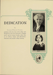 Page 10, 1930 Edition, Lawrence University - Ariel Yearbook (Appleton, WI) online yearbook collection