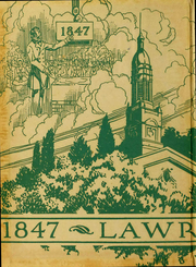 Page 2, 1930 Edition, Lawrence University - Ariel Yearbook (Appleton, WI) online yearbook collection