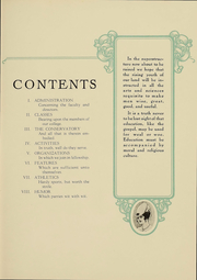 Page 8, 1930 Edition, Lawrence University - Ariel Yearbook (Appleton, WI) online yearbook collection