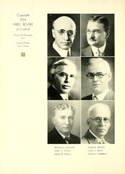 Page 10, 1935 Edition, Lawrence University - Ariel Yearbook (Appleton, WI) online yearbook collection
