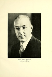 Page 15, 1935 Edition, Lawrence University - Ariel Yearbook (Appleton, WI) online yearbook collection