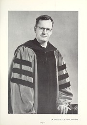 Page 11, 1956 Edition, Lawrence University - Ariel Yearbook (Appleton, WI) online yearbook collection