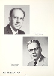 Page 12, 1956 Edition, Lawrence University - Ariel Yearbook (Appleton, WI) online yearbook collection