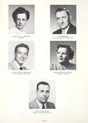 Page 14, 1956 Edition, Lawrence University - Ariel Yearbook (Appleton, WI) online yearbook collection