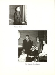 Page 8, 1966 Edition, Lawrence University - Ariel Yearbook (Appleton, WI) online yearbook collection