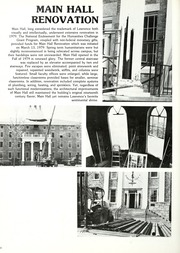Page 14, 1980 Edition, Lawrence University - Ariel Yearbook (Appleton, WI) online yearbook collection