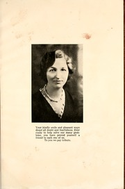 Page 11, 1932 Edition, Washington High School - Junior Yearbook (Rice Lake, WI) online yearbook collection