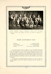 Page 55, 1932 Edition, Washington High School - Junior Yearbook (Rice Lake, WI) online yearbook collection