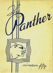 Page 1, 1950 Edition, Washington High School - Panther Yearbook (Oconto Falls, WI) online yearbook collection