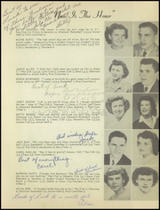 Page 13, 1950 Edition, Washington High School - Panther Yearbook (Oconto Falls, WI) online yearbook collection