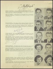 Page 17, 1950 Edition, Washington High School - Panther Yearbook (Oconto Falls, WI) online yearbook collection
