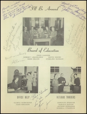 Page 9, 1950 Edition, Washington High School - Panther Yearbook (Oconto Falls, WI) online yearbook collection