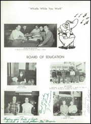 Page 10, 1953 Edition, Washington High School - Panther Yearbook (Oconto Falls, WI) online yearbook collection