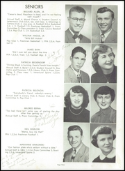 Page 13, 1953 Edition, Washington High School - Panther Yearbook (Oconto Falls, WI) online yearbook collection