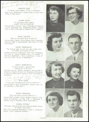 Page 15, 1953 Edition, Washington High School - Panther Yearbook (Oconto Falls, WI) online yearbook collection