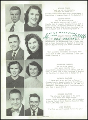 Page 16, 1953 Edition, Washington High School - Panther Yearbook (Oconto Falls, WI) online yearbook collection