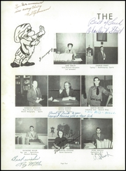 Page 8, 1953 Edition, Washington High School - Panther Yearbook (Oconto Falls, WI) online yearbook collection