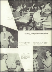 Page 11, 1955 Edition, Washington High School - Panther Yearbook (Oconto Falls, WI) online yearbook collection
