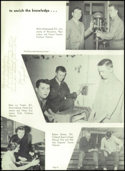 Page 12, 1955 Edition, Washington High School - Panther Yearbook (Oconto Falls, WI) online yearbook collection