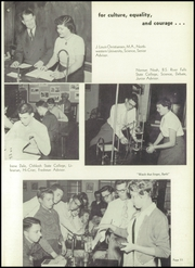 Page 15, 1955 Edition, Washington High School - Panther Yearbook (Oconto Falls, WI) online yearbook collection
