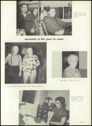 Page 17, 1955 Edition, Washington High School - Panther Yearbook (Oconto Falls, WI) online yearbook collection