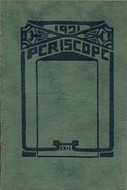 University of Wisconsin Eau Claire - Periscope Yearbook (Eau Claire, WI) online yearbook collection, 1921 Edition, Page 1