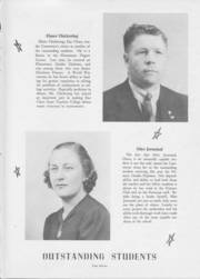 Page 11, 1939 Edition, University of Wisconsin Eau Claire - Periscope Yearbook (Eau Claire, WI) online yearbook collection
