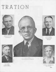 Page 5, 1947 Edition, University of Wisconsin Eau Claire - Periscope Yearbook (Eau Claire, WI) online yearbook collection
