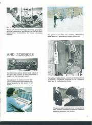Page 15, 1966 Edition, University of Wisconsin Eau Claire - Periscope Yearbook (Eau Claire, WI) online yearbook collection
