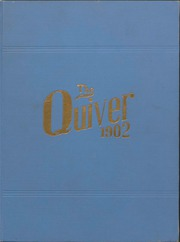 1902 Edition, University of Wisconsin Oshkosh - Quiver Yearbook (Oshkosh, WI)