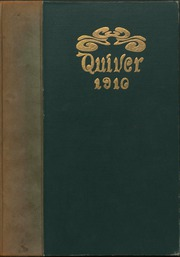 1910 Edition, University of Wisconsin Oshkosh - Quiver Yearbook (Oshkosh, WI)