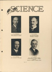 Page 15, 1917 Edition, University of Wisconsin Oshkosh - Quiver Yearbook (Oshkosh, WI) online yearbook collection