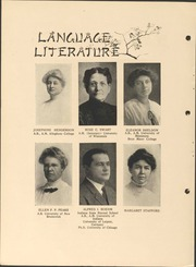 Page 16, 1917 Edition, University of Wisconsin Oshkosh - Quiver Yearbook (Oshkosh, WI) online yearbook collection
