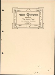 Page 3, 1917 Edition, University of Wisconsin Oshkosh - Quiver Yearbook (Oshkosh, WI) online yearbook collection
