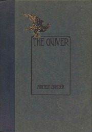 1918 Edition, University of Wisconsin Oshkosh - Quiver Yearbook (Oshkosh, WI)