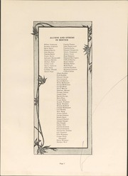 Page 11, 1918 Edition, University of Wisconsin Oshkosh - Quiver Yearbook (Oshkosh, WI) online yearbook collection