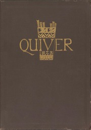1923 Edition, University of Wisconsin Oshkosh - Quiver Yearbook (Oshkosh, WI)
