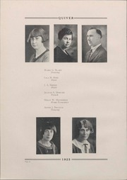 Page 22, 1925 Edition, University of Wisconsin Oshkosh - Quiver Yearbook (Oshkosh, WI) online yearbook collection