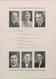 Page 23, 1925 Edition, University of Wisconsin Oshkosh - Quiver Yearbook (Oshkosh, WI) online yearbook collection