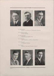 Page 24, 1925 Edition, University of Wisconsin Oshkosh - Quiver Yearbook (Oshkosh, WI) online yearbook collection