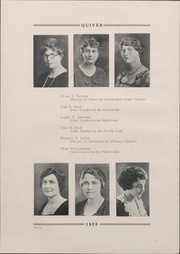 Page 26, 1925 Edition, University of Wisconsin Oshkosh - Quiver Yearbook (Oshkosh, WI) online yearbook collection