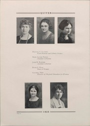 Page 28, 1925 Edition, University of Wisconsin Oshkosh - Quiver Yearbook (Oshkosh, WI) online yearbook collection