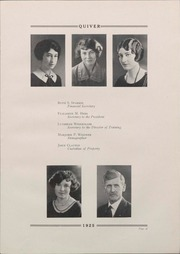 Page 29, 1925 Edition, University of Wisconsin Oshkosh - Quiver Yearbook (Oshkosh, WI) online yearbook collection