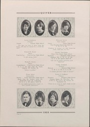 Page 32, 1925 Edition, University of Wisconsin Oshkosh - Quiver Yearbook (Oshkosh, WI) online yearbook collection