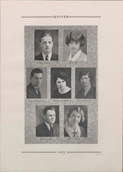 Page 73, 1925 Edition, University of Wisconsin Oshkosh - Quiver Yearbook (Oshkosh, WI) online yearbook collection
